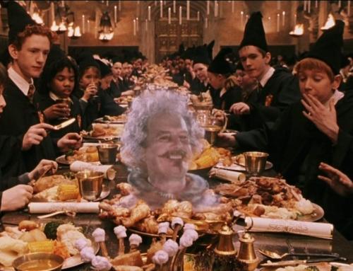 Het fantastische buffet!