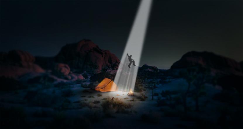 Ufo ontvoering