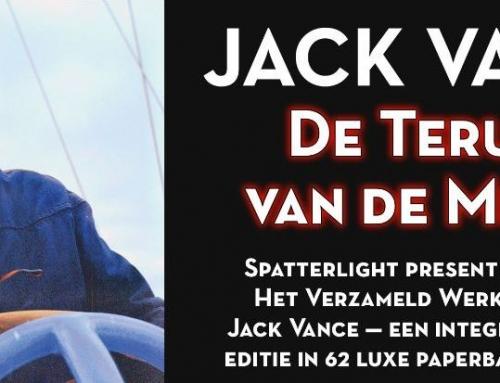 Spatterlight: de huisuitgeverij van Jack Vance